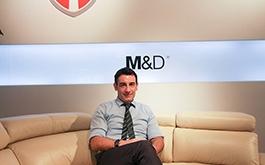 席捲亞洲的義式時尚 專訪:【M&D Milano & Design】夏圖集團亞太地區負責人 Mr. Mattia