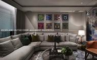 Huang's  Apartment