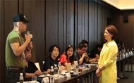 【CONCEPT北歐建築 設計總監Doris留郁琪】2017中國設計精英之旅 台灣當代設計美學考察論壇 活動報導