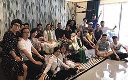 【仝育空間設計 莊媛婷、鄭瑞文】2017中國設計菁英之旅 花絮影片