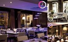 餐廳商業燈光-餐廳Gastrojoy