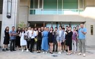 【黃靜文室內設計 黃靜文】2017中國設計菁英之旅 參訪黃靜文室內設計辦公室 活動報導