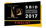 【仝育空間設計 莊媛婷、鄭瑞文】2017 SBID Design Awards入選FINALIST特別報導