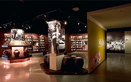 苗栗陶瓷博物館 建築展示裝修工程