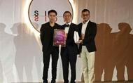 【由里設計】2017新加坡設計大獎榮獲一銀一銅 傅瓊慧、李肯持續締造亮眼佳績