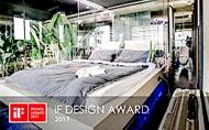 【WID建築.室內設計】設計新穎深具潛力 王中丞勇奪2017德國iF設計大獎