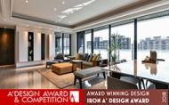 【磐力設計 廖月凰】2017-2018 A' Design Award 柔雅姿態揭序亮麗篇章