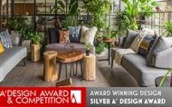 【雅群空間設計 杜錦賜】2017-2018 A' Design Award  獨出心裁構築享受聚落