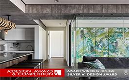 【CONCEPT北歐建築 留郁琪Doris】2017-2018 A' Design Award 延續幸福回憶力奪銀獎