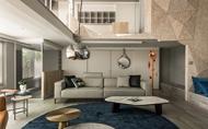 【由里室內設計 傅瓊慧、李肯】住景多樣變換 心靈廣闊遷移