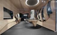 九號設計 李東燦 作品《嘉磐八德 接待中心》3D動畫影片