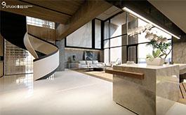 九號設計 李東燦 作品《嘉盤文山》3D動畫影片