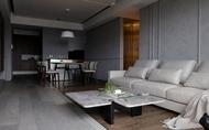 【權釋設計團隊】理性線條刻畫感性氛圍 打造溫馨舒適宅邸