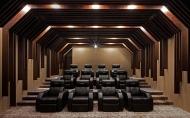 【商業空間】D-BOX影院 私人會所影廳空間