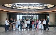 【冠宇和瑞空間設計】2018中國設計菁英之旅 參訪《昭揚・縱橫》公設空間