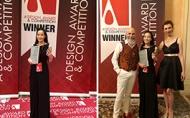 【idesign塘采設計】2017-2018 A' Design Award 陳紹珩初試啼聲抱得首座優勝獎!