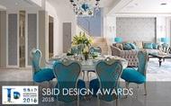 【境庭國際設計 周靖雅】2018 SBID Design Awards 境式混搭風格擄獲眾心!