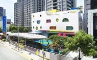 【黃靜文室內設計 黃靜文】繽紛彩虹搭建起童趣樂園 以美好心願點亮微笑