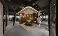 【伊歐探索空間設計 鄭又銘】引光入室構築舒心氛圍 打造輕盈通透的辦公場域