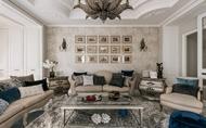 【由里室內設計 傅瓊慧、李肯】緩慢中的浪漫風情 品味細緻古典優雅美學