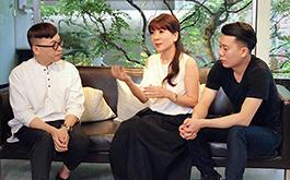 【跨界對談】朱永安花藝 X 由里室內設計:從創作過程中反思 開啟自我蛻變的旅程
