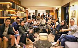 【雅群空間設計】2018中國設計菁英之旅 杜錦賜完美展演在地設計搏得滿堂彩