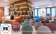 【雅群空間設計 杜錦賜】2018 FX 國際室內設計大賽 細膩語彙宣示設計新視野