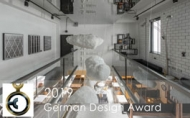 【由里室內設計】2019 German Design Award 傅瓊慧、李肯引領國際設計新想像!
