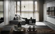 【艾立思國際家飾】利用窗飾導引光線 體驗灰階色彩的數種溫度