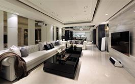 【雅群空間設計 杜錦賜】探身輕古典透亮寓所 遊走於純白的生活饗宴