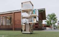 九號設計 李東燦 作品《無形》3D動畫影片