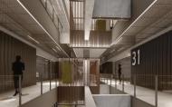 九號設計 李東燦 作品《廣州西城智匯Park-室內設計》3D動畫影片