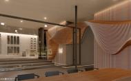 九號設計 李東燦 作品《布與竹的對話》3D動畫影片