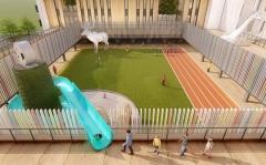 九號設計 李東燦 作品《奔跑吧!孩子》3D動畫影片