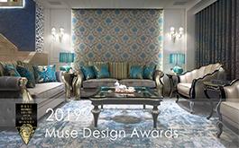 【境庭國際設計 周靖雅】2019 Muse Design Awards境式浪漫席捲金銀雙獎!