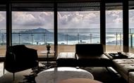 【NEXT DESIGN呈境設計 袁世賢】山海夕日裝幀於室 以自然為畫的無垠光景