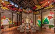 【士耕設計 林華章】科技羽翼帶你飛越山林 沉浸式體驗的新自然展館