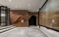 九號設計集團 李東燦 作品《布與竹的對話》