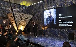 【格綸設計 虞國綸】廣州設計周博德創意展館熱烈開講 燈光・調味點亮全場