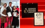 【DJ PLUS舒杰設計 Debby陳琬婷】2020 German Design Award 絕美光芒風「迷」德國!