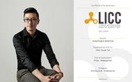 【軒宇室內設計 戴文軒】2020 LICC英國倫敦國際創意大賽 國際殿堂本色盡現!