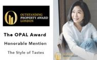 【璟滕設計】2019 The OPAL Award 王麗慧亮麗身影凱旋歸來!