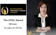 【D.H.I.A黃靜文室內設計 黃靜文】2019 The OPAL Award 出眾格調再抱雙獎!