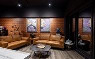 【禾森設計】跳脫框架展現空間表情 打造暖調經典辦公領域