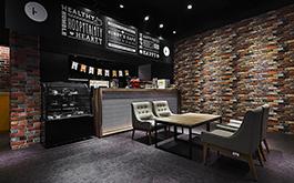 【十硯設計 陳逸群、鍾馥如】碼頭印象刻畫清新風潮 英美格調形塑餐飲空間!