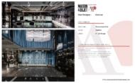 【愛丽設計 李翊菲】2020 MAISON&OBJET Design Award  綺藍商空勇奪全球目光!