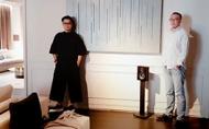【跨界對談】紘樂名品 X 格綸設計:空間與視聽的美學交響