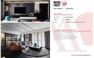 【簡兆芝室內設計 簡兆芝】2020 MAISON&OBJET Design Award 墨色家居大放異彩享譽全球!