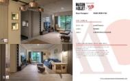 【采舍設計 楊詩韻】2020 MAISON&OBJET Design Award 純粹機能宅邸《家の形》躍登世界舞台!