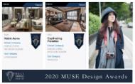 【澄境設計】2020 MUSE Design Awards 鄭抿丹絢麗設計勇奪雙金大獎!